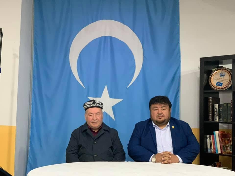 75233730_987386924962277_6101795960810110976_n Doğu Türkistan İnformasyon Merkezi ziyareti