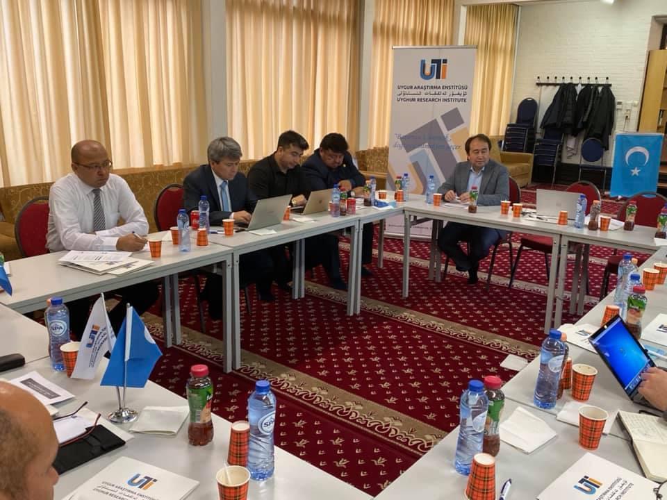 76602129_984716198562683_5723672623527755776_n Hollanda'da 4. Doğu Türkistan Stratejik Müzakereler Toplantısı başladı