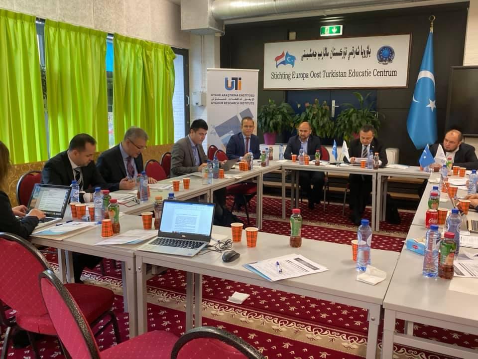 77344445_984716185229351_2129464967408123904_n Hollanda'da 4. Doğu Türkistan Stratejik Müzakereler Toplantısı başladı