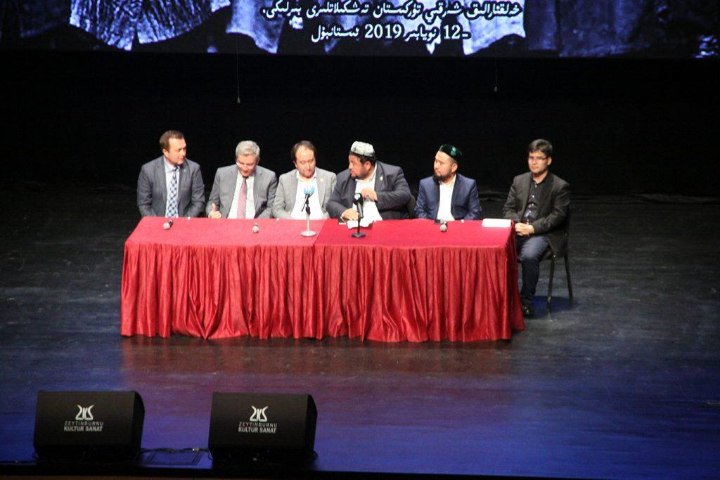 IMG_8612-1024x683 Doğu Türkistan Cumhuriyetlerini anma töreni gerçekleşti