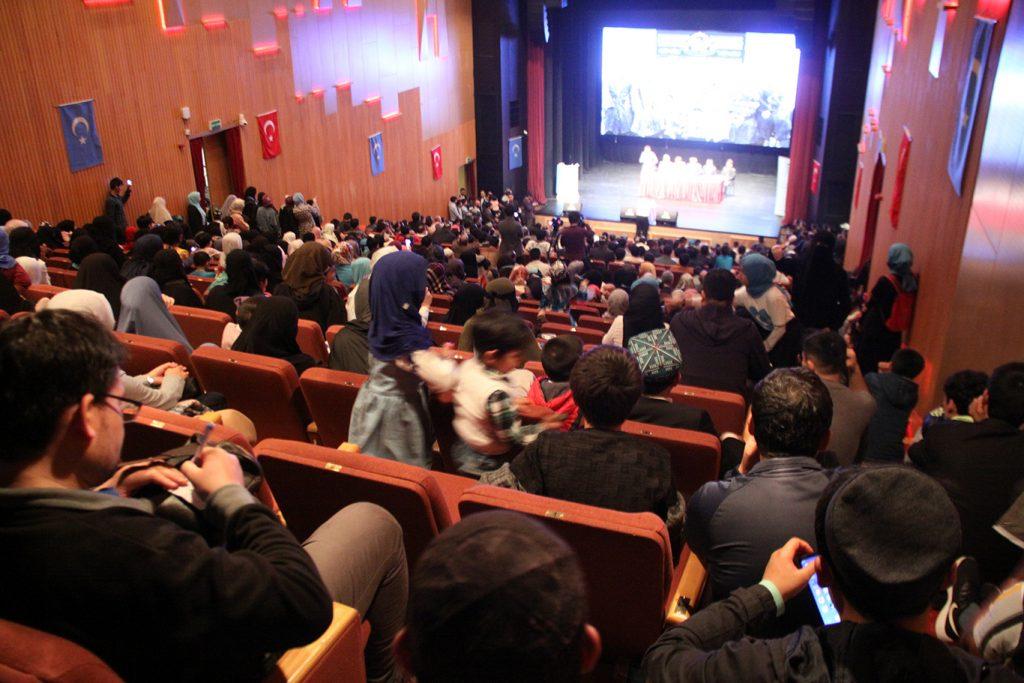 IMG_8617-1024x683 Doğu Türkistan Cumhuriyetlerini anma töreni gerçekleşti