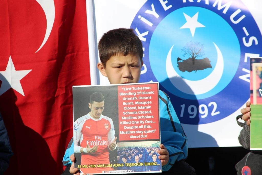 063F3551-FC14-453C-ABC8-B258493B36F4 Türkiye Kamu-Sen İstanbul şubeleri tarafından Doğu Türkistan basın açıklaması
