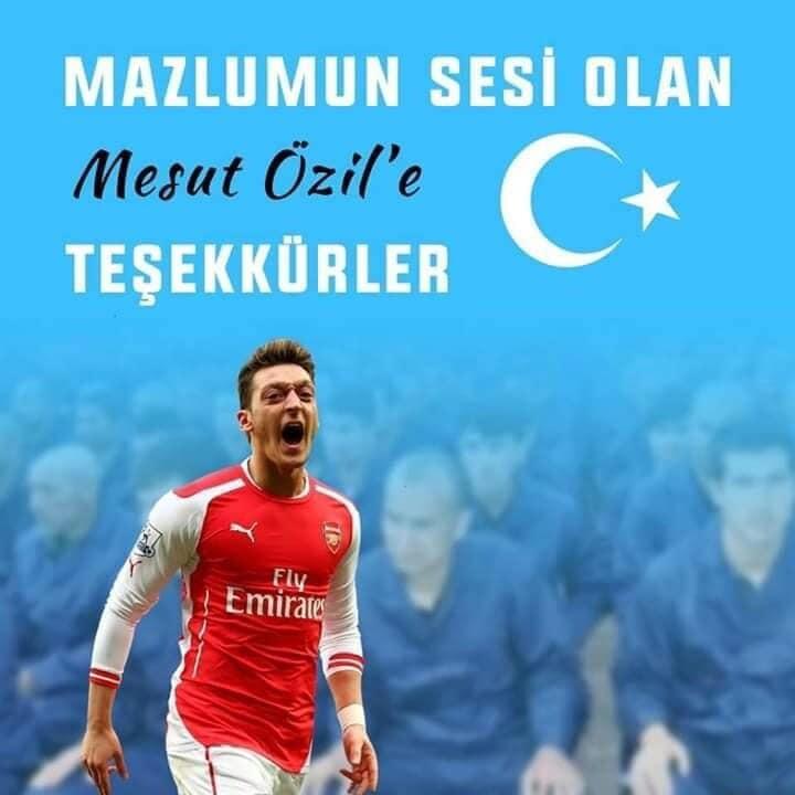 79513621_2610082892392952_245074712265228288_n Mesut Özil'den 'Doğu Türkistan'daki zulmü durdurun' paylaşımı