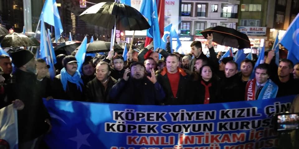 80281417_2682642368437433_7208793484654804992_n Zeytinburnunda Doğu Türksitan yürüyüşü gerçekleşti