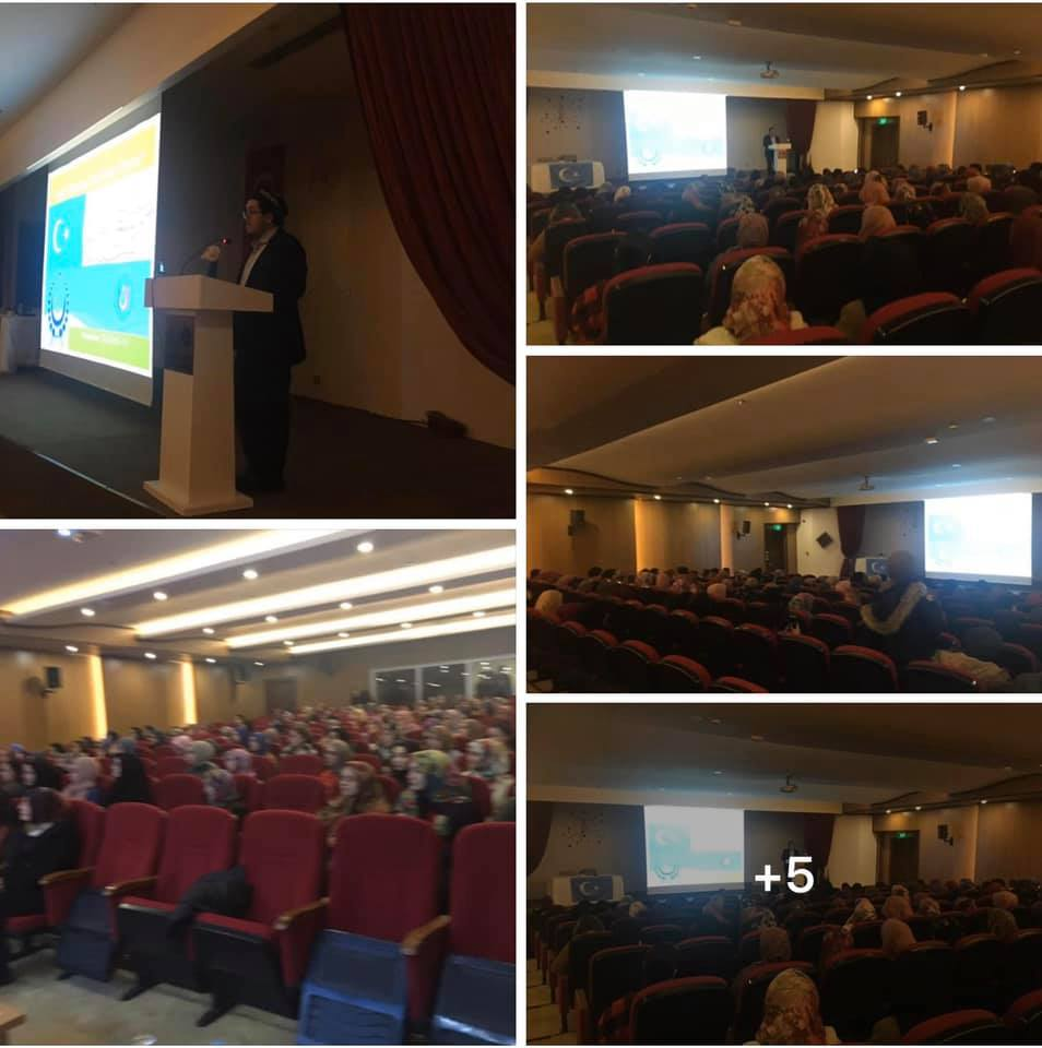 80366567_2678720118829658_4724150458627653632_n Sakarya Üniversitesinde Doğu Türkistan hakkında konferans verdi.