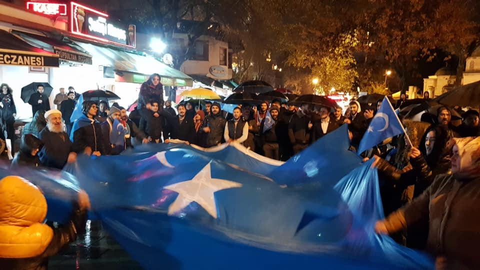 81381692_2682786818422988_4560996724205682688_n Saadet Partisi ve STK'lar Doğu Türkistan için basın açıklaması gerçekleştirdi