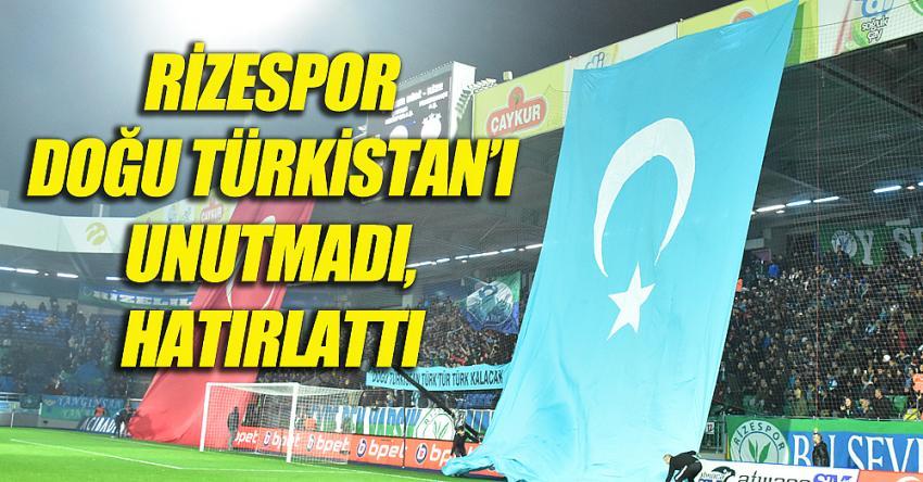 dogu_turkistan_ffd8e07c4802845ff0c2 Çaykur Rizespor'dan 'Doğu Türkistan' Bayrağı!