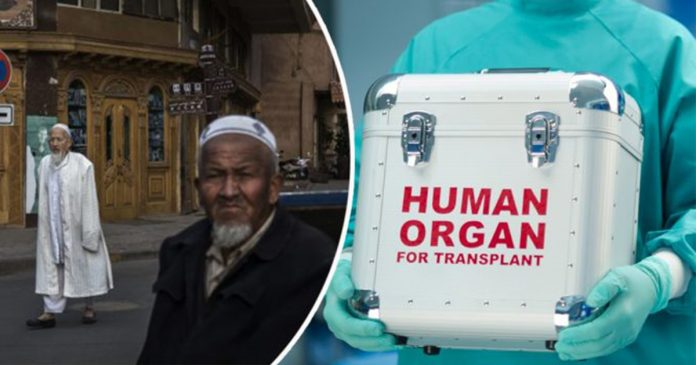uyghur-organ2 Çin'in Uygur Türkleri'nin Organlarını Topladığı