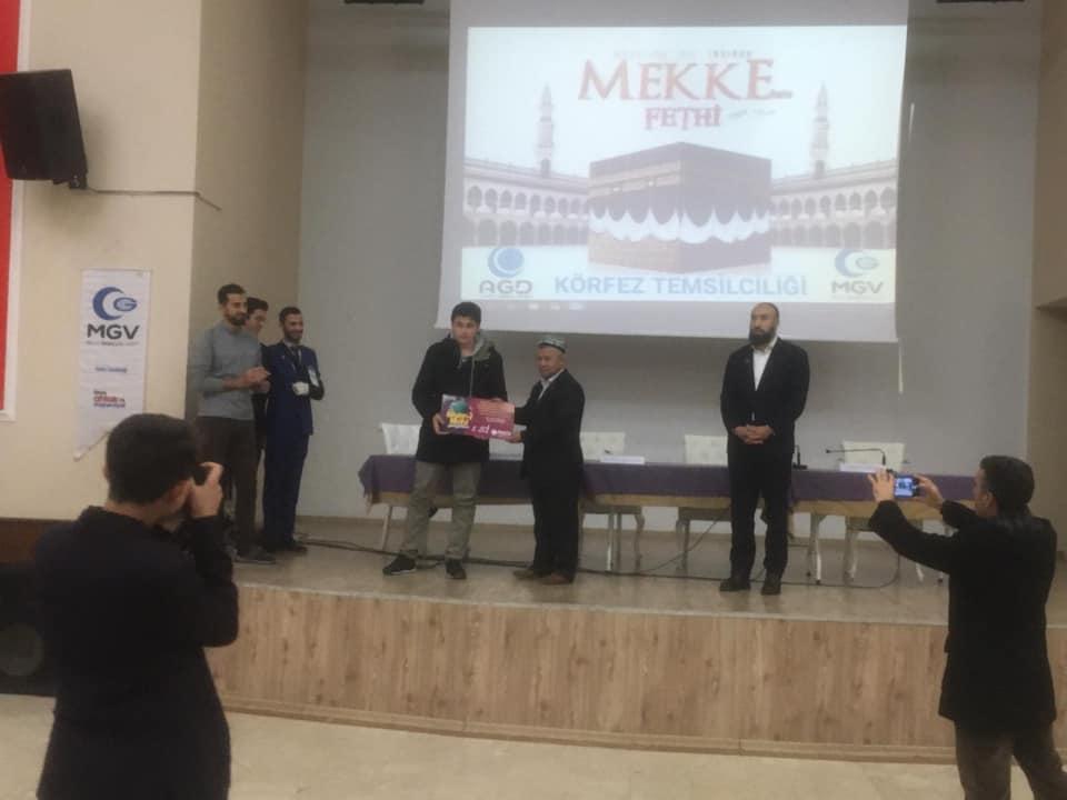 81478403_10220536307856367_5941123227131576320_n Mekkenin fethi programında Doğu Türkistan