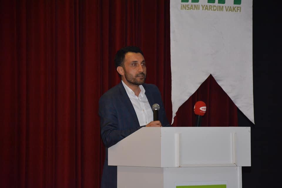 81537502_10220569334602015_4875097492267466752_n Ereğlide unutulan vatan Doğu Türkistan konulu konferans düzenlendi