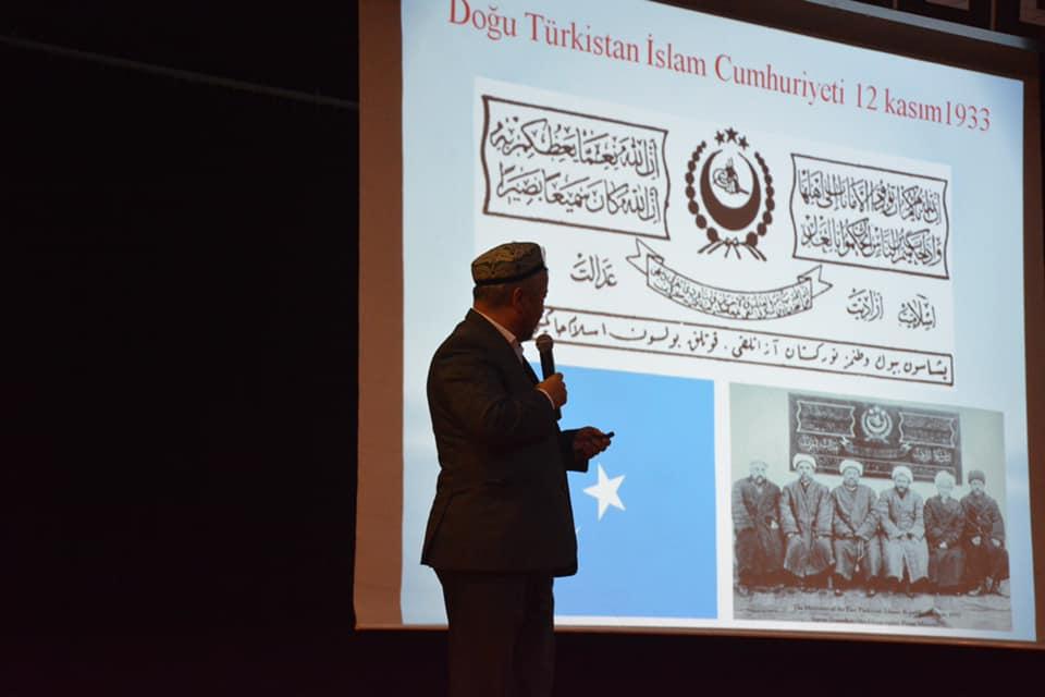 81724560_10220569337242081_3741599569234886656_n Ereğlide unutulan vatan Doğu Türkistan konulu konferans düzenlendi