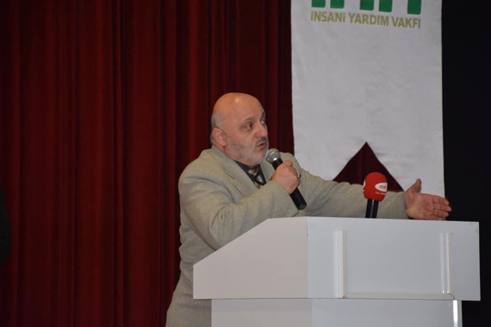 81740124_10220569333881997_3858229577956458496_n Ereğlide unutulan vatan Doğu Türkistan konulu konferans düzenlendi