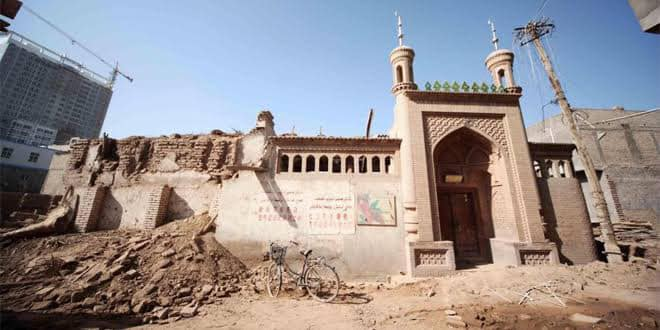 82126589_1038037233230579_3594658412937347072_n Çin Doğu Türkistan'da Uygur kültürü ve medeniyetini silmeye çalışıyor