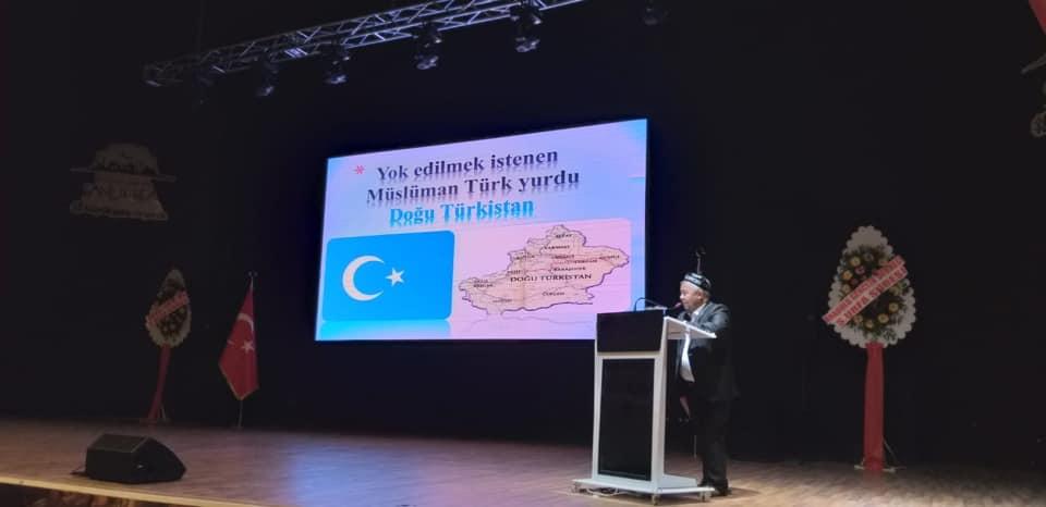82536408_10220653304861219_9099611261435379712_n Şanlıurfada 'ümmetin uzak yetimleri Doğu Türkistan'da neler oluyor?' Konulu konferans düzenlendi