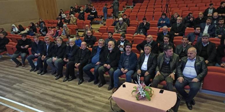 stk_lar_dogu_turkistanI_fb8ab338e80c3ef669a2-2 Şanlıurfada 'ümmetin uzak yetimleri Doğu Türkistan'da neler oluyor?' Konulu konferans düzenlendi