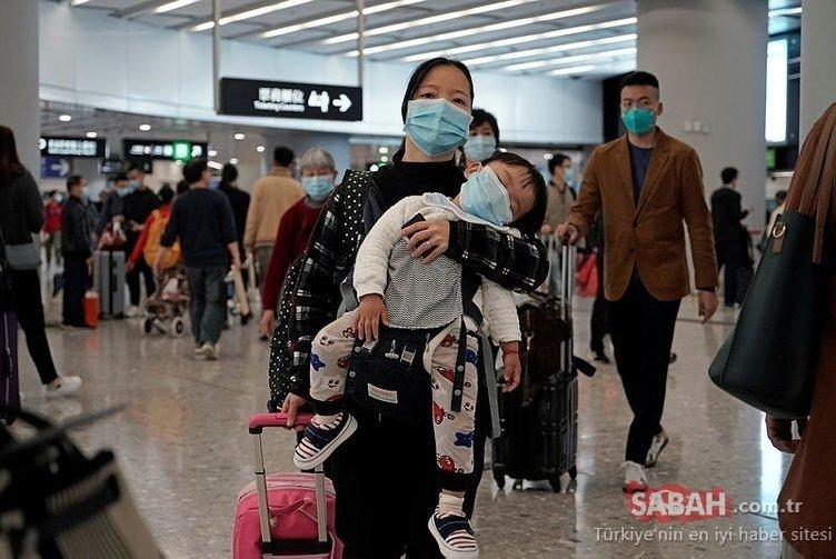 0x0-1580650869300 Çin Corona virüsü salgını dünyaya yayılmaya devam ediyor! Korono virüsü haritasını paylaştılar