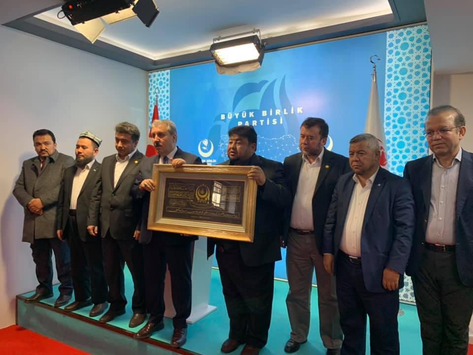 87530558_1071872683180367_1040604313065357312_n genel merkezinde Doğu Türkistan basın toplantısı güzenlendi