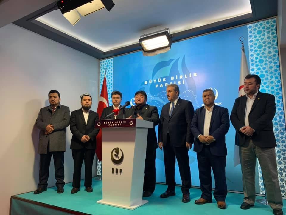 87575494_1071872663180369_4594014182214467584_n genel merkezinde Doğu Türkistan basın toplantısı güzenlendi