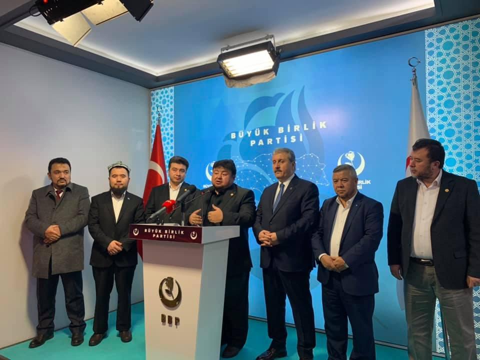 88089649_1071872706513698_1189983279915204608_n genel merkezinde Doğu Türkistan basın toplantısı güzenlendi
