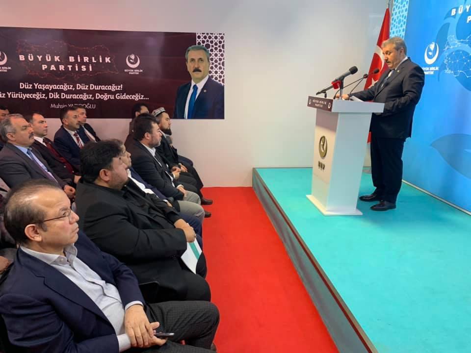 88104701_1071872793180356_4414961385100804096_n genel merkezinde Doğu Türkistan basın toplantısı güzenlendi