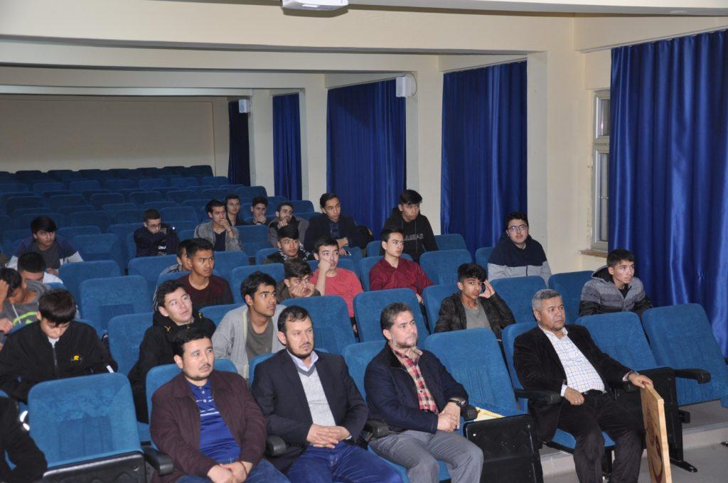 bde913d992c15432a97d7c9cb76bf4a10-1024x680 Başakşehir Uluslararası Öğrenci Derneği, Doğu Türkistan ülke tanıtım günü gerçekleştirdi.