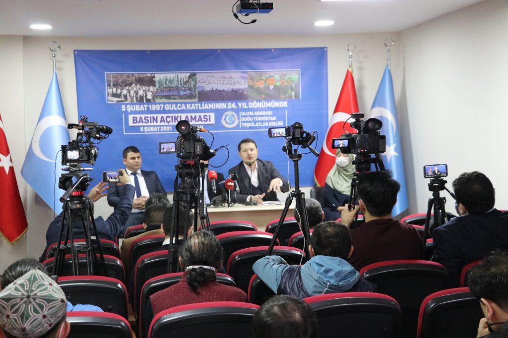 b61d7adf-99fd-410c-acfa-c9dec994772a-1024x682 5 şubat Gulca katliamı ve Doğu Türkistan'ın son durumu ile ilgili basın açıklaması gerçekleşti